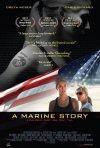 La locandina di A Marine Story