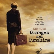 La locandina di Oranges and Sunshine