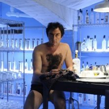 Peter Serafinowicz nell'episodio Oil & Water di Running Wilde