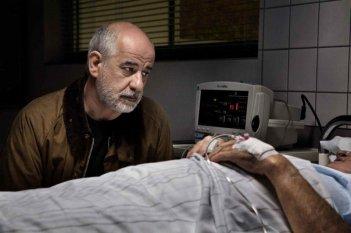Toni Servillo in una scena del film Una vita tranquilla