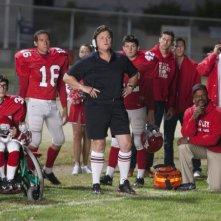 Una scena dell'episodio 'Grilled Cheesus' della seconda stagione di Glee