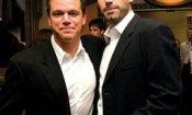 Ben Affleck, Matt Damon e lo scambio