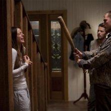 Jeff Branson e Sarah Butler in una scena del thriller I Spit on Your Grave
