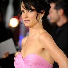 Juliette Lewis alla premiere del film Conviction