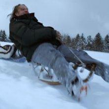 Jürgen Rißmann e Thomas Wodianka in un'immagine del film Snowman's Land
