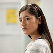 Magaly Solier, protagonista del film Amador