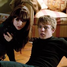 Max Thieriot ed Emily Meade, giovani protagonisti dell'horror My Soul to Take