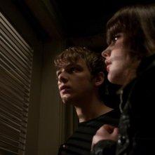 Max Thieriot ed Emily Meade in una scena dell'horror My Soul to Take
