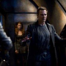 Varro (Mike Dopud) in una scena dell'episodio Intervention di Stargate Universe