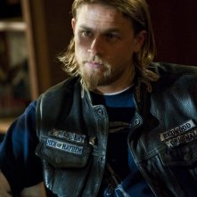 Charlie Hunnam nell'episodio The Push di Sons of Anarchy