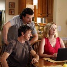 Danny McBride, John Hawkes e Jennifer Irwin in Eastbound & Down