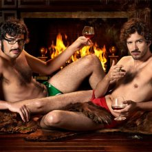 Jemaine Clement e Bret McKenzie sono gli eroi diFlight of the Concords