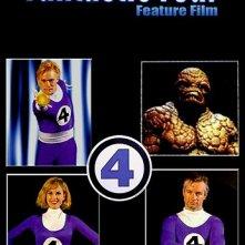 La locandina di The Fantastic Four