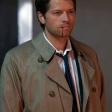 Misha Collins nell'episodio The Third Man di Supernatural
