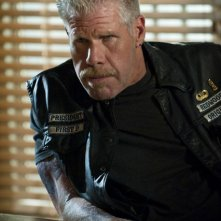 Ron Perlman nell'episodio The Push di Sons of Anarchy