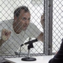 Scott Patterson e Zeljko Ivanek nell'episodio A Matter of Life and Death di The Event