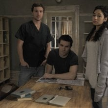 Una delle prime immagini del cast del remake di Being Human