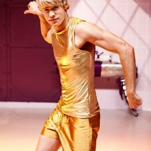 Chord Overstreet nell'episodio The Rocky Horror Glee Show di Glee