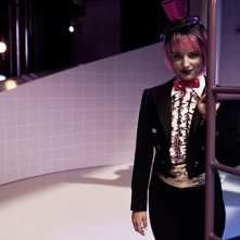 Dianna Agron nell'episodio The Rocky Horror Glee Show di Glee