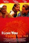 La locandina di I Love You, I Love You Not