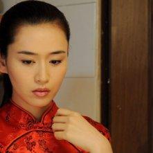 Mi Yang in una scena del film Gorbaciof