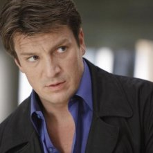 Nathan Fillion nell'episodio Punked di Castle