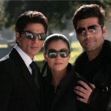 Shahrukh Khan nel dramedy My Name Is Khan (2010)