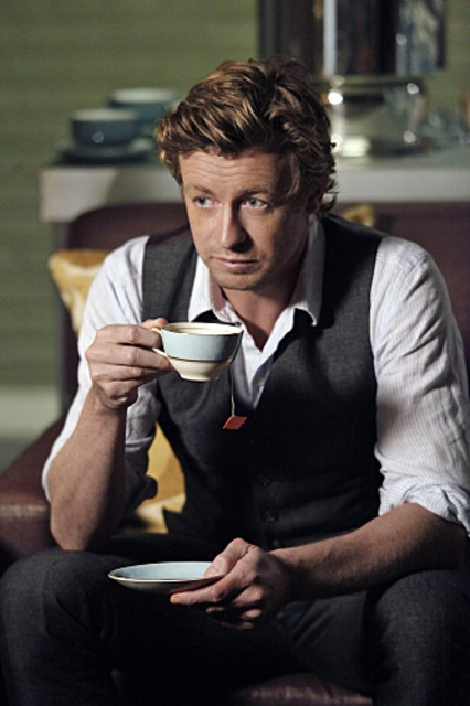 Simon Baker Nell Episodio Red Carpet Treatment Di The Mentalist 178567