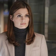 Stana Katic nell'episodio Punked di Castle