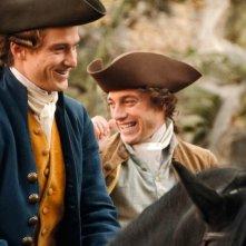 Alexander Fehling nei panni del famoso scrittore nel film Goethe!