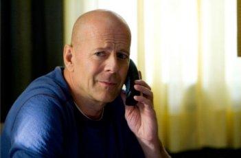 Bruce Willis, protagonista del film Red