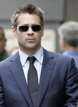 Colin Farrell in un'immagine di London Boulevard