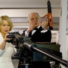 John Malkovich ed Helen Mirren, due insoliti agenti speciali per il film Red