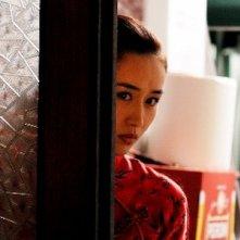 Mi Yang in un'immagine del film Gorbaciof