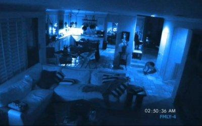 Paranormal Activity 2 - Trailer Italiano