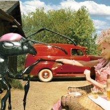 Penny Balfour è la mamma del protagonista di Arthur et la guerre des deux mondes