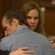 Sam Rockwell e Hilary Swank, fratelli nel drammatico Conviction