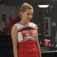 Dianna Agron nell'episodio Duets di Glee