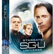 La copertina di Stargate Universe - Stagione 1 (dvd)