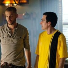 Logan Marshall-Green nell'episodio Brother's Keeper di Dark Blue