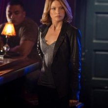 Nicki Aycox nell'episodio Brother's Keeper di Dark Blue