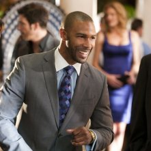 Omari Hardwick nell'episodio High Rollers di Dark Blue