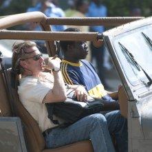 Sean Penn in una scena del thriller Fair Game di Doug Liman.