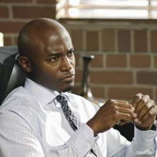 Taye Diggs in Private Practice nell'episodio All in the Family