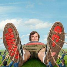 Ancora un simpatico poster per I fantastici viaggi di Gulliver in 3D