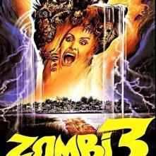 La locandina di Zombi 3