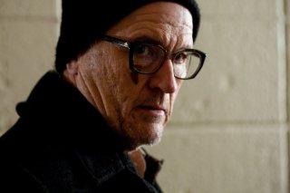 Richard Jenkins in un'immagine tratta dal film Let Me In