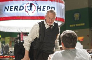 Dottor Stanley Wheelwright (Robert Englund) nell'episodio Chuck Vs. The Aisle of Terror