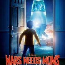 La locandina di Marte cerca mamme