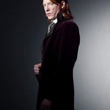 Una foto promo di Domhnall Gleeson (Bill Weasley) per il film I Doni della Morte - parte 1